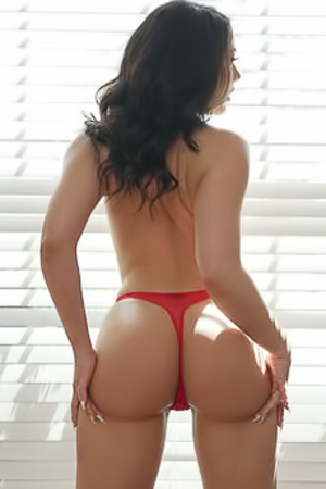Whitney Wright Shows Her Great Butts